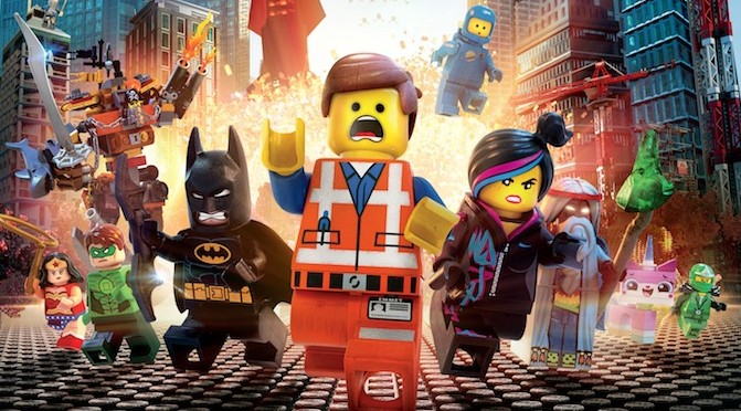 The Lego Movie, was Everything Awesome?