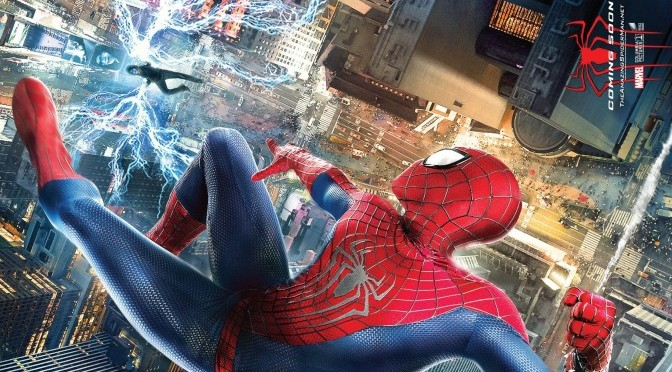 The Amazing Spider-Man 2 takes a Dive