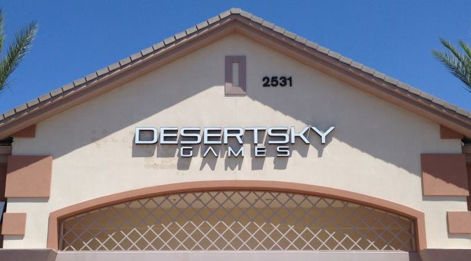 Desert Sky Games, what happened?