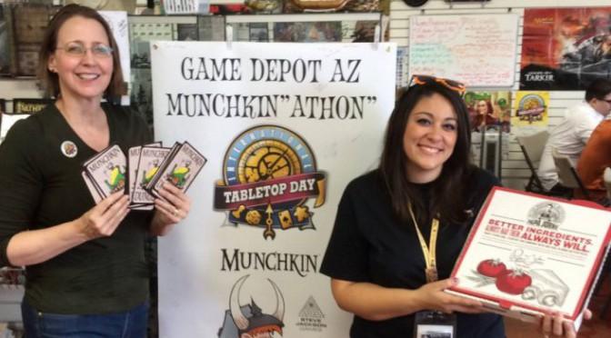 Munchkin-A-Thon