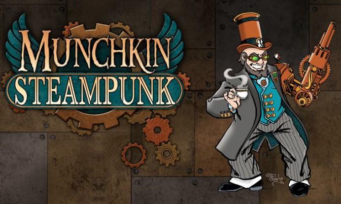 Munchkin Steampunk Demos are on the way!