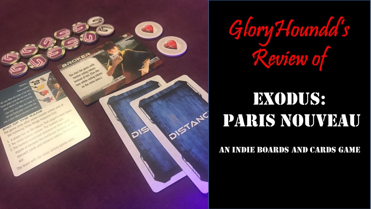 Reviews: Exodus Paris Nouveau