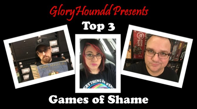 TOP 3 – Games of Shame