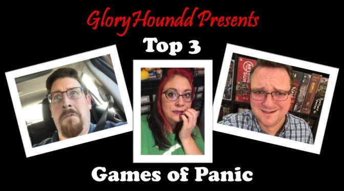Top 3 – Games of Panic